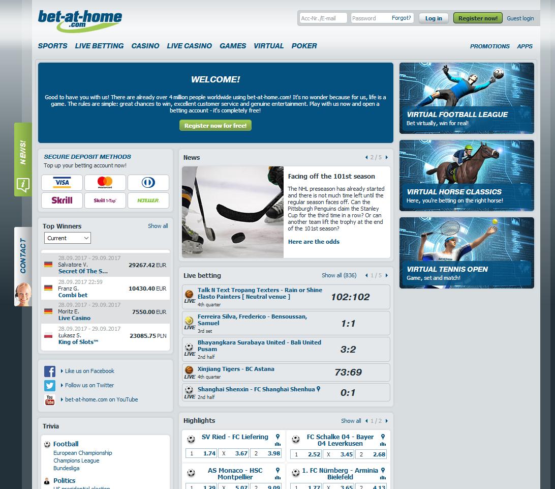 website-betathome